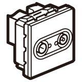 奥特_HD15+扩增收发器_白色