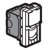 ESPACE 六类非屏蔽,1M,白色,1*RJ45