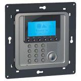 温度控制中心(金属镁色/506底盒)