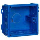 86型暗装底盒 蓝色