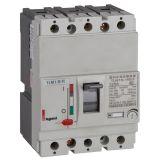 TLM1 热磁式塑壳断路器 160壳架 - Icu 25 kA - 400 V~ - 063 A - 3P