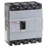 TMX250HP 热磁固定式塑壳断路器 250壳架 - Icu 50 kA - 415 V~ - 125 A - 4P