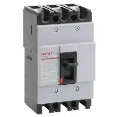 TMX125 热磁固定式塑壳断路器 125壳架 - Icu 36 kA - 415 V~ - 025 A - 3P