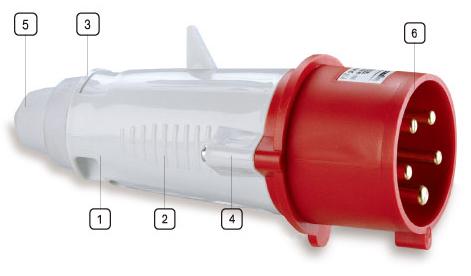 工业连接器插头接线安装 工业连接器插座十大品牌