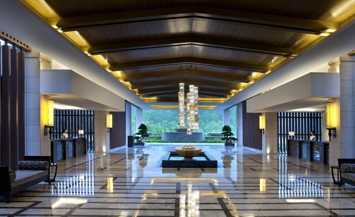 博鳌国宾馆大厅