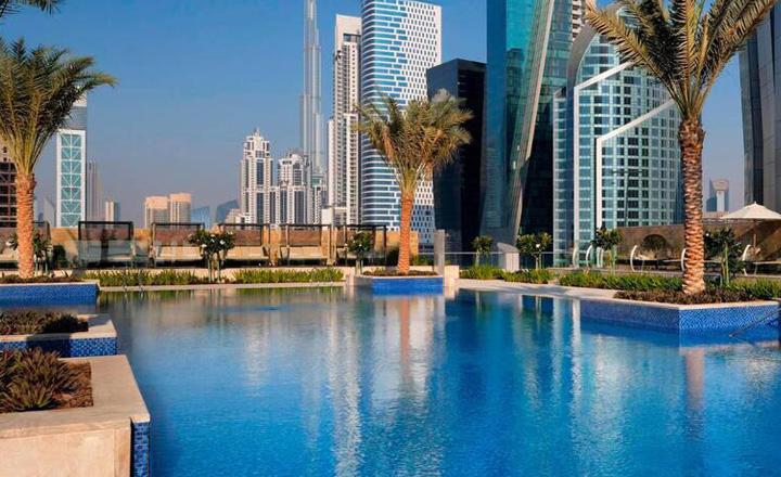 迪拜 · 马奎斯 JW 万豪酒店