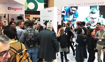 罗格朗参加2019美国国际消费电子展(CES)