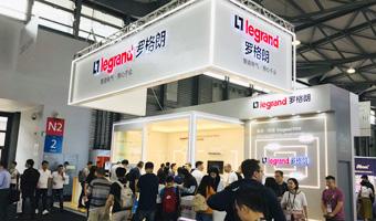 罗格朗亮相2019亚洲消费电子展