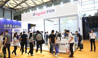 罗格朗亮相2019上海国际智能建筑展