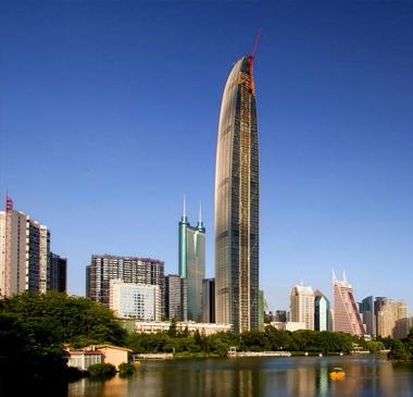京基100 大厦-深圳