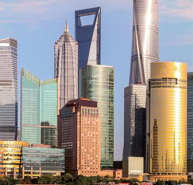 上海 · 中心大厦J 酒店