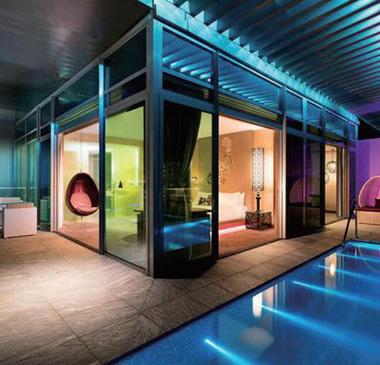 新加坡 · 圣淘沙W 酒店