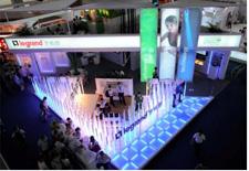 """可持续发展 共同成功建筑中国 ——2012广州国际建筑电气技术展,罗格朗集团在中国工业、商业、智能建筑""""绿色能效""""解决方案"""