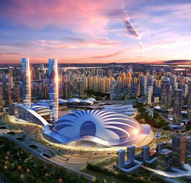 汉阳新城国际博览中心国博新城C7地块