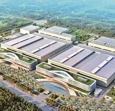 三安光电(南安)产业园